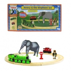 Zestaw Henry i Słoń (Henry and the Elephant Set) LC99500
